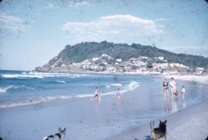 Big Burleigh May 1957