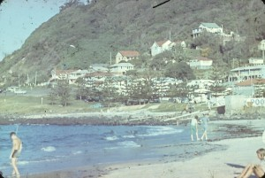 Burleigh Beach3 May 1958